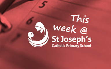 This Week @ St. Joseph's