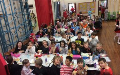 More wonderful pics of World Book Day