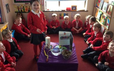 Year 1 Special Meals Liturgy