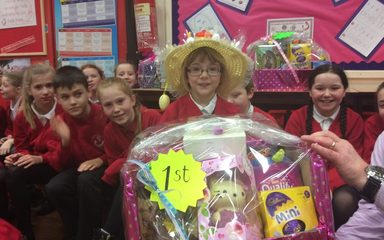 Congratulations to the Easter Raffle Winners.
