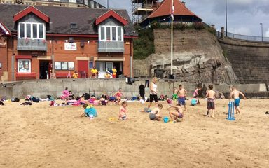 Year 3 Visit to Cullercoats