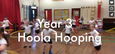 Year 3 Hoopla Montage