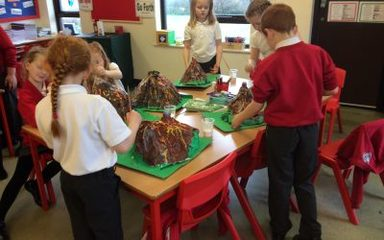 Fantastic Volcanoes By Year 3