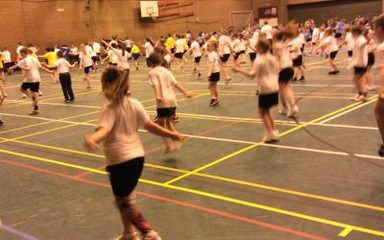 Year 4 Skipping the Light Fantastic!