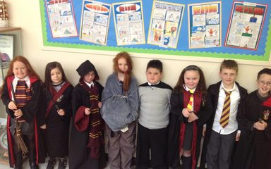 Brilliant Costumes YEAR 4