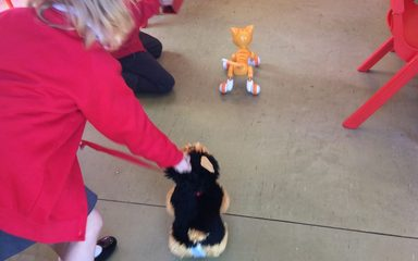 Year 3 Playing With Toys! Surely Not!