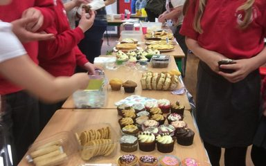 Year 6 Coffee Afternoon