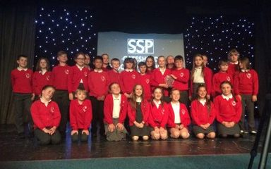 School Sports Partnership Awards Evening
