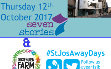 Y1 Seven Stories & Ouseburn Farm