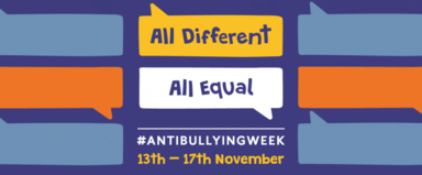 Anti-bullying Week Letter