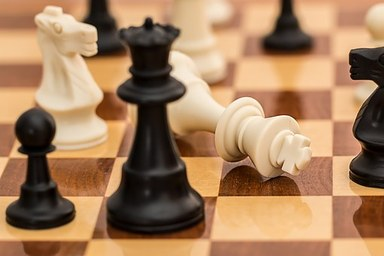 Chess Club at Blaydon Library