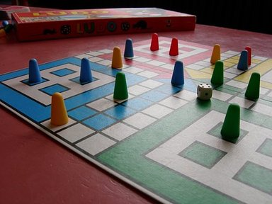 Games Night at St Anne's