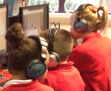 Yr 1/2 Using Lexia