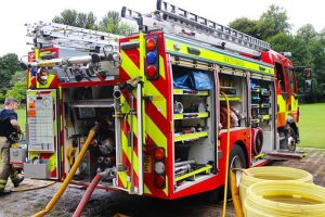 Y2 St Mary's & Fire Station Visit